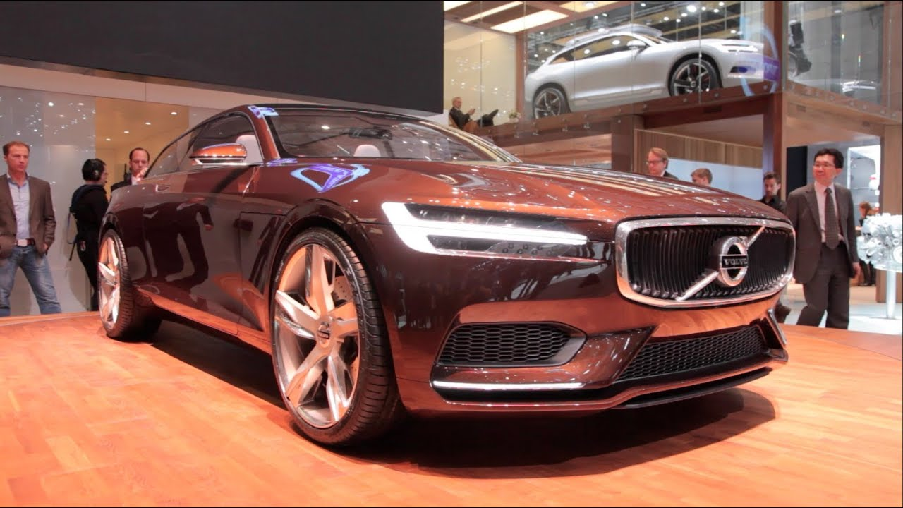Lovely 2015 Volvo Concept Estate   2014 Geneva Motor Show
