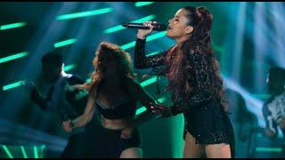 Yo Soy: Ariana Grande se lució con