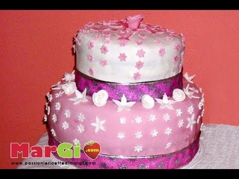 Le torte di fiorella per 18 anni
