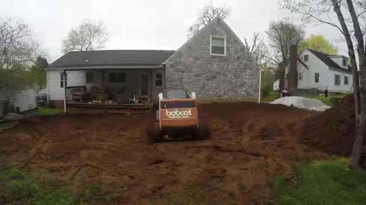 Paver Patio And Retaining Wall Build