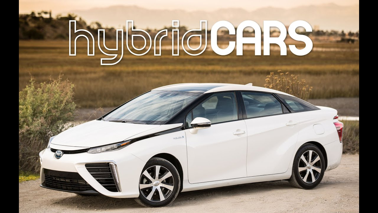 2016 Toyota Mirai Fuel Cell Car First Drive Hybridcars Review