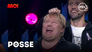 TUBEE OR NOT TUPEE | POSSE4 | MTV3