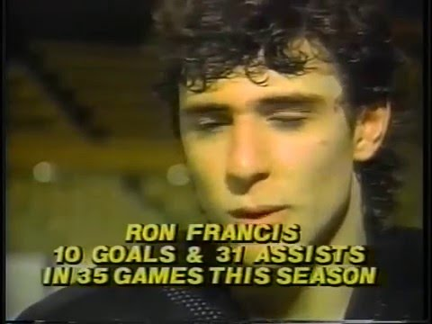 Whalers' Ron Francis Feature 1984 (HNIC)