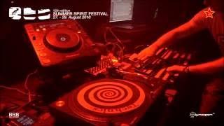 Norris Terrify LIVE! at 12th Summer Spirit Festival 29.August 2010 Hangar I (1:00-3:00 AM) FullHD!