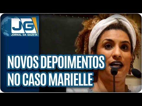 Polícia do Rio ouve novos depoimentos no caso Marielle