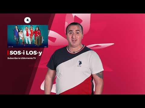 USARMENIA TV Youtube Chanel SOS Karapetyan 4K