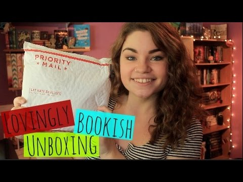 Lovingly Bookish Unboxing!