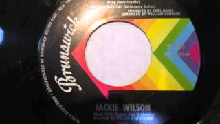 JACKIE WILSON NOTHING BUT HEARTACHES