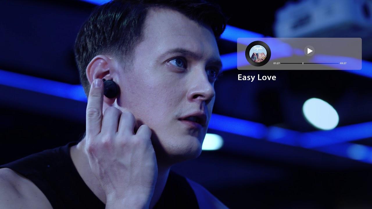 In-Ear Headphones PaMu (Black) video thumbnail