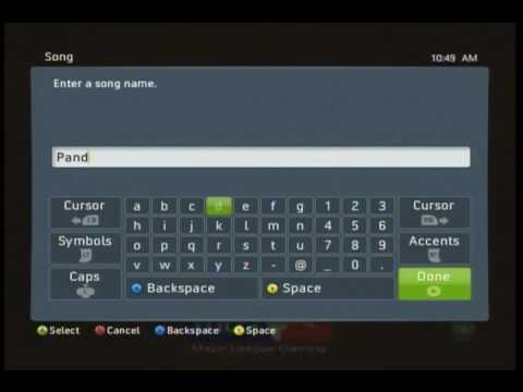 How to put music on your Xbox 360