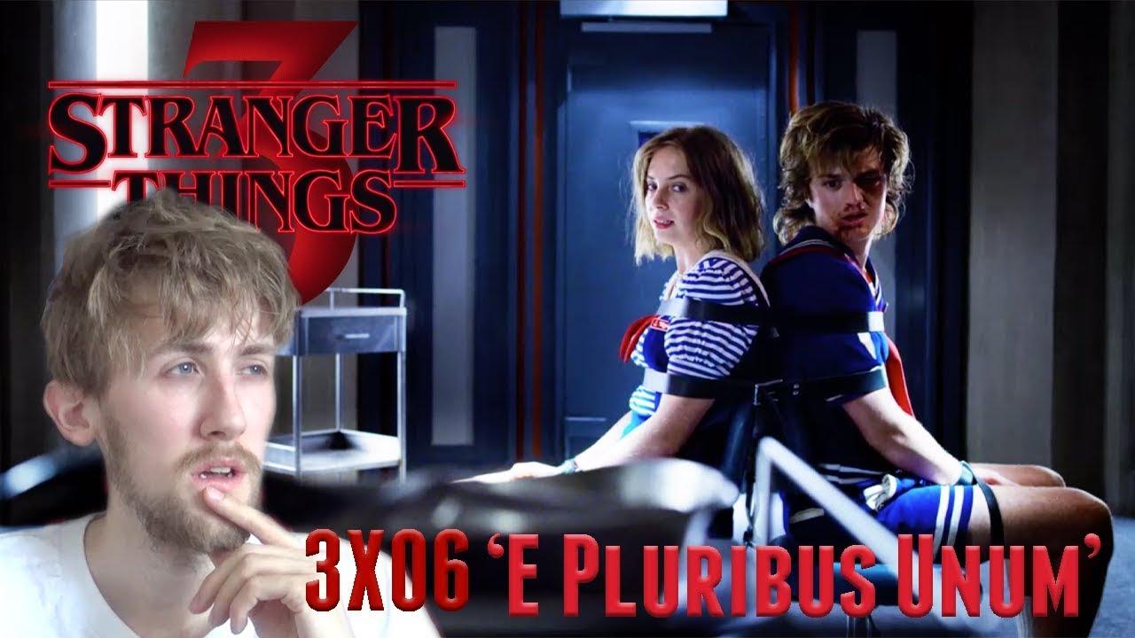 Stranger Things Season 3 Episode 6 - 'E Pluribus Unum' Reaction