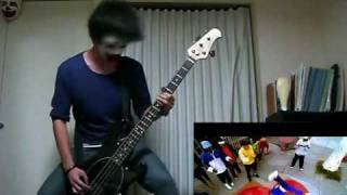 The Offspring / Pretty Fly (For A White Guy) Bass Cover