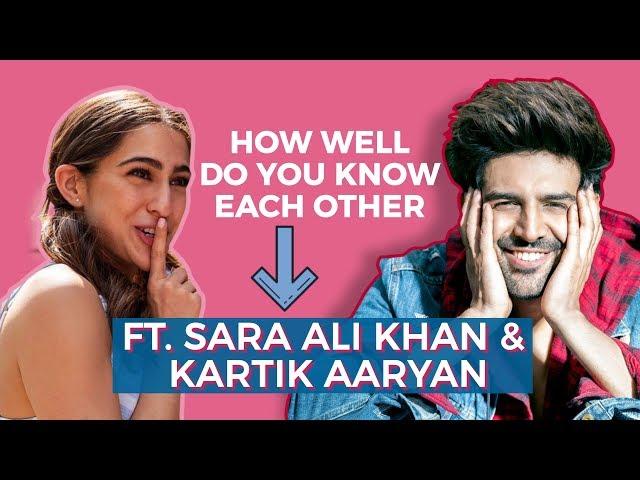 Love is in the Air | This is WHAT Kartik Aaryan LOVES about Sara Ali Khan | Love Aaj Kal 2