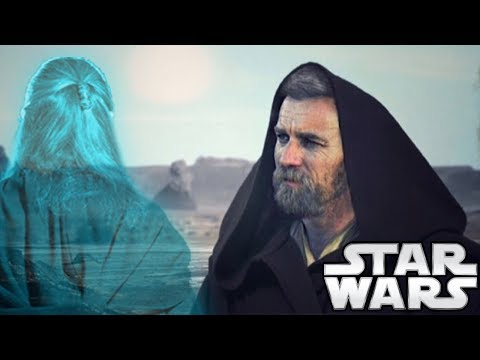 Qui-Gon RETURNS to Obi-Wan to say Training ANAKIN Was a MISTAKE! (CANON) - Star Wars Explained