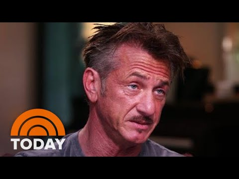 Sean Penn Talks His TV Debut, Criticizes MeToo Movement  TODAY