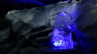 Secret of  Kungur cave - Uhushuhu athmosphere music