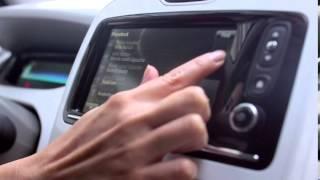 Renault R-link demo