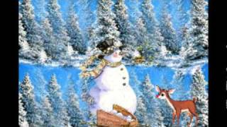 Frosty the Snowman--by--Willie Nelson--