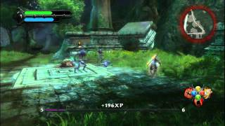 Kingdoms of Amalur: Reckoning - PAX East Demo Walkthrough (Deutsch)