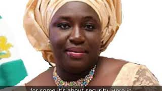 BIAFRA:GOV ROCHAS OKOROCHA APPOINTS HER SISTER THE COMMISSIONER FOR HAPPINESS