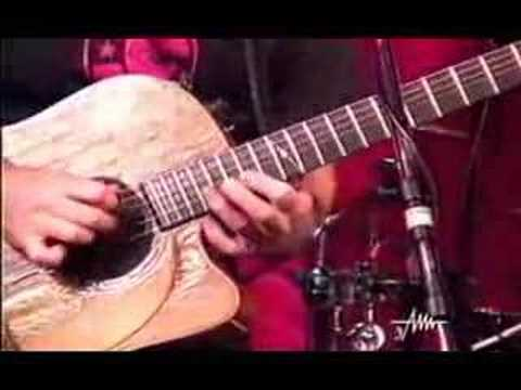 Little Wing (Acoustic) - Monte Montgomery