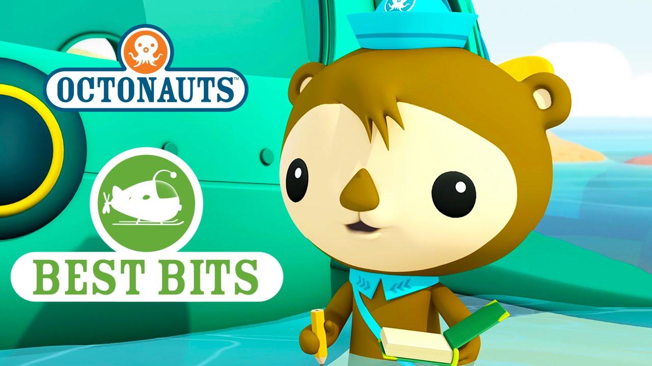 Best Octonauts Toys Kids : Octonauts shellington s best bits youtube