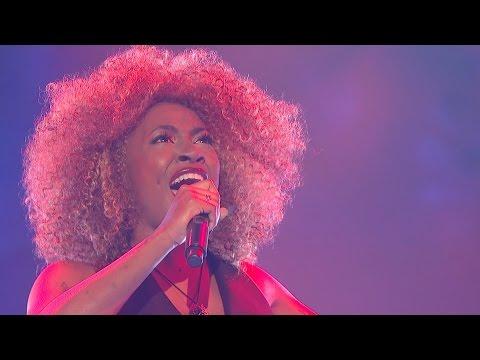 Sasha Simone performs 'Sail' - The Live Quarter Finals: The Voice UK 2015 - BBC One