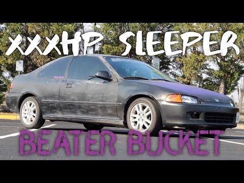 Sleeper Beater Bucket CIVIC XXXhp