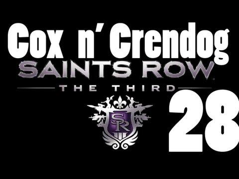 Saints Row the Third [Part 28] - Woah~oh, sometimes I gotta go pee pee!