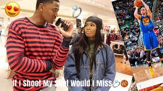 IF I SHOOT MY SHOT WOULD I MISS ?💍 | SHE WANTED MY NUMBER 😍 | Public Interview