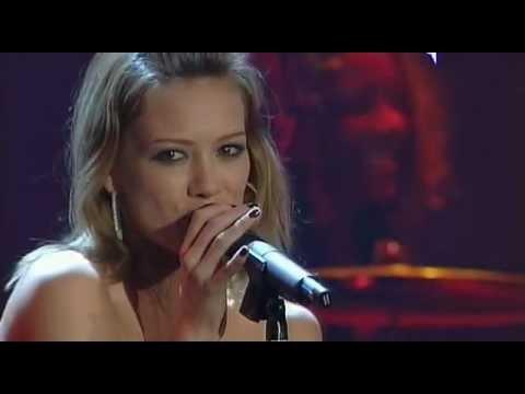 Hilary Duff  Wake Up  at Festival di Sanremo 2006 HQ