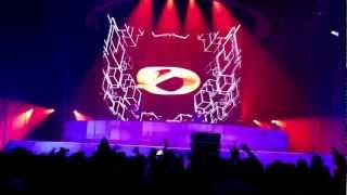 Christian Burns & Jes - As we Collide (Orjan Nilsen Remix) @ ASOT 600 Den Bosch 06-04-2013