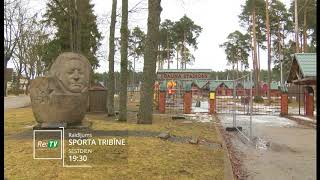 """Raidījums """"Sporta tribīne"""" - 14.04. plkst. 19:30"""