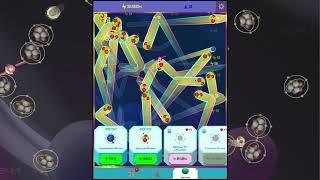 Merge Universe game play