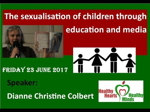 The Sexualisation of Children through education and the media