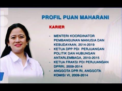 Calon Ketua DPR Mengerucut, Puan Maharani Kandidat Kuat PDIP - iNews Malam 21/05