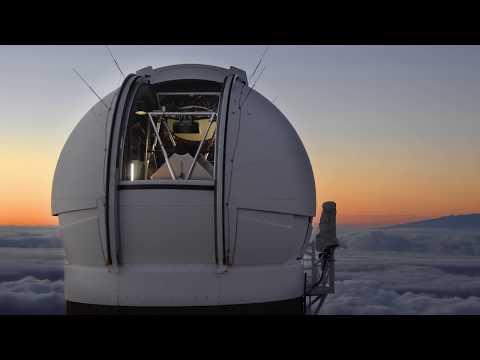 Солнечную систему посетил