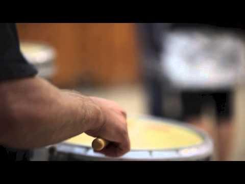 Presentazione della City of Rome Pipe Band