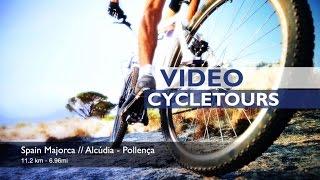 Cycletour - Alcúdia to Pollença - Majorca Spain - Bike Tour