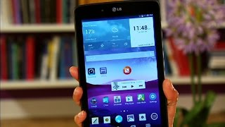 LG G Pad 7.0 is a small slate with subtle style and solid specs