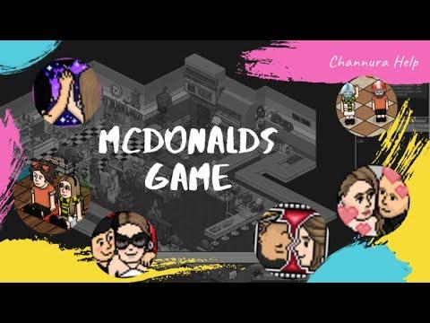 Mcdonlds Game