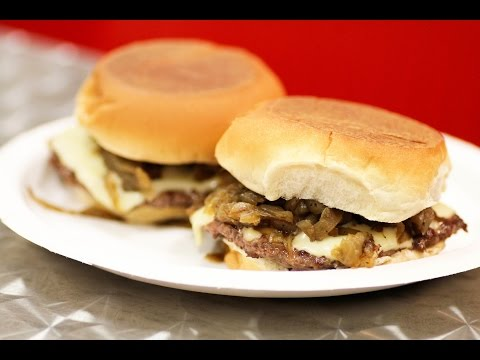 Cheeseburg Eating World Record!! (Insane Comeback)
