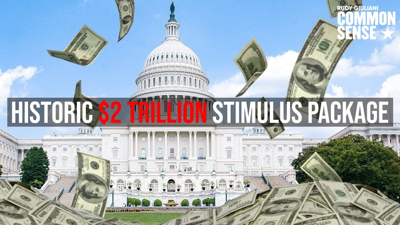Charlie Kirk and Norm Champ Weigh in on the Historic $2 Trillion Stimulus Package