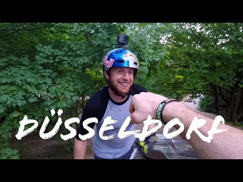 Vlog 69 - Riding Dusseldorf with Danny and Duncan