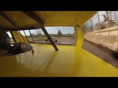 Southern Oregon Speedway Heat Race 5-30-15