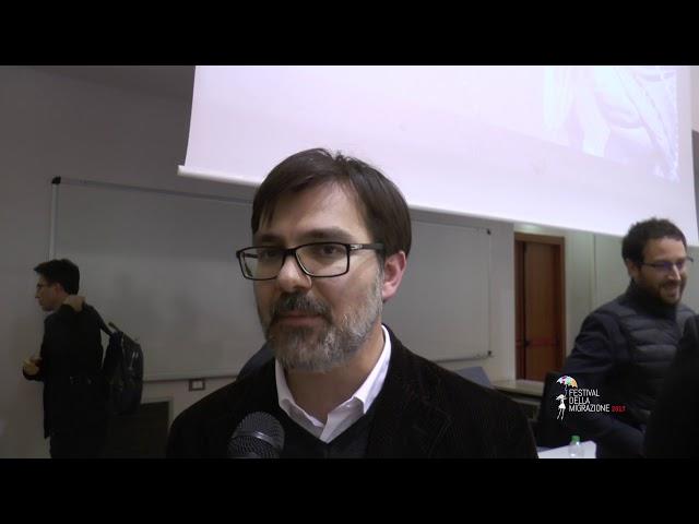 Festival della Migrazione 2017_Intervista a Thomas Casadei