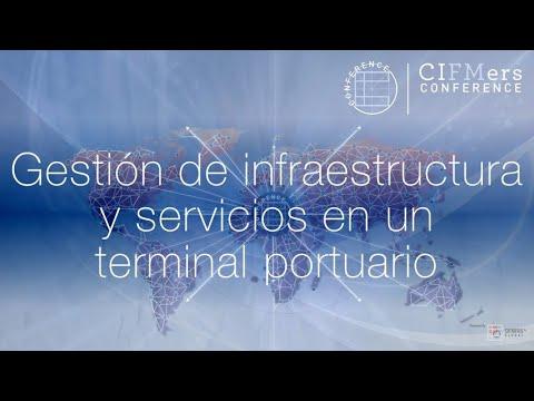 Roberto Torres (DP WORLD) ponente en CIFMers Conference Lima 2015, Evento de Facility Management