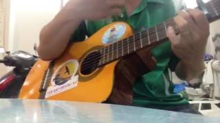 Chơi guitar bài Say tình