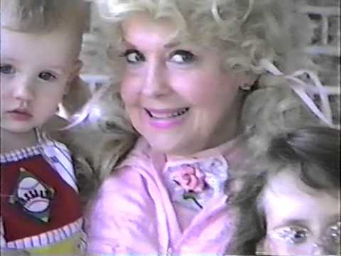 Donna Douglas, aka Elly May Clampett, Visits the Myers Home