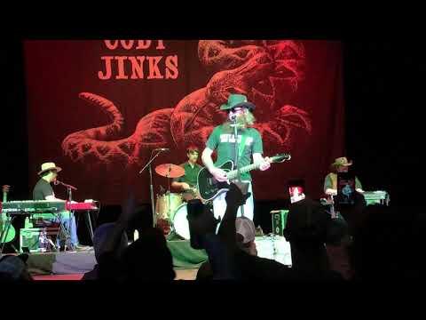 Cody Jinks— Cast No Stones (Live) In Augusta, GA 2/21/2019